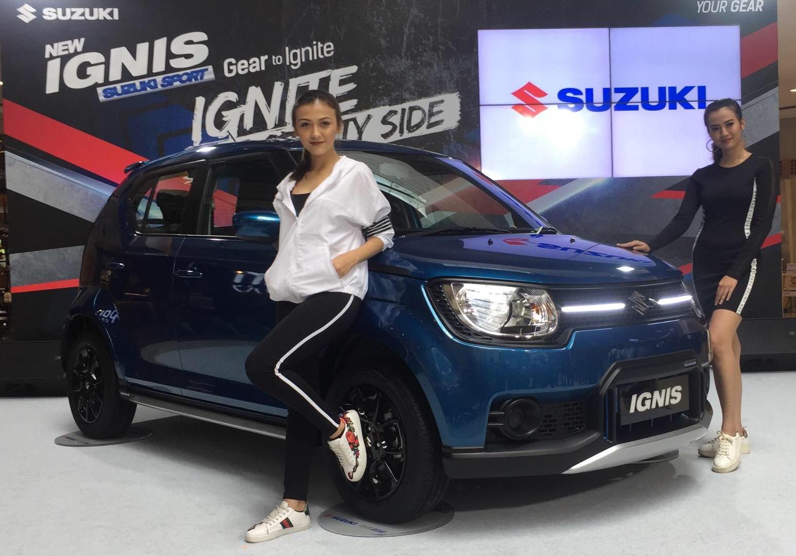 Suzuki Ignis, Tampil Istimewa dengan Ubahan Ekslusif