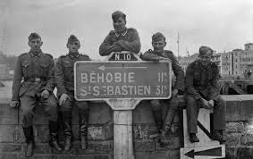 PAYS BASQUE 1940