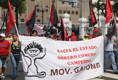Fortalecer la unidad popular revolucionaria para vencer la ofensiva de la derecha reaccionaria