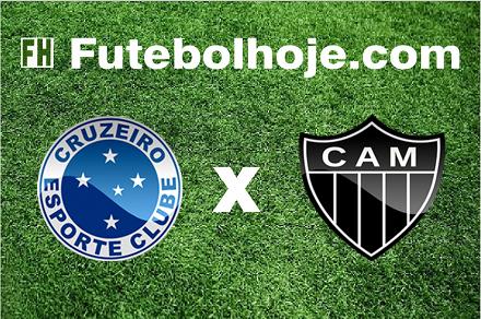 Assistir Cruzeiro x Atlético-MG ao vivo grátis em HD 01/04/2017