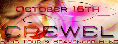 Crewel Release Day Tour and Scavenger Hunt!