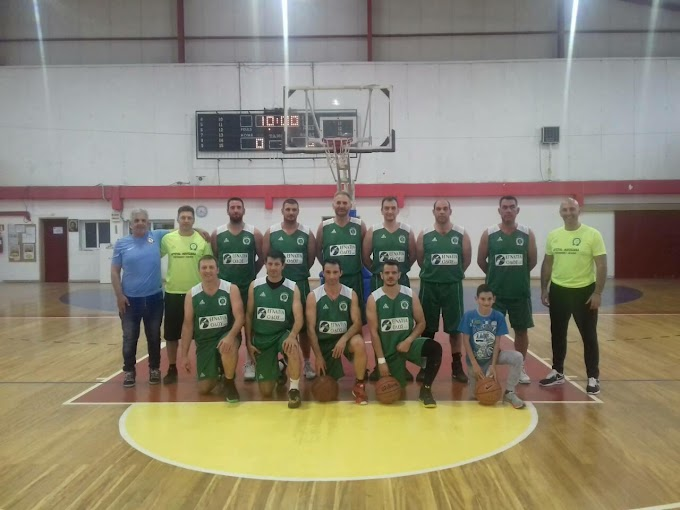 Στα προημιτελικά του Πρωταθλήματος Βετεράνων Θεσσαλονίκης η Αθλητική Ενωση Αστυνομικών
