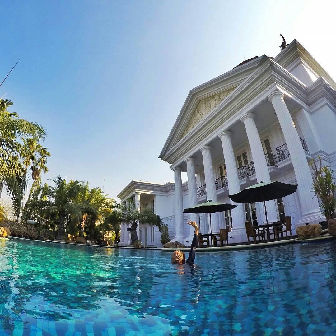 Wisata Semarang Terbaru: Royal Dome & Club House