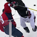 Dmitry Orlov flips Matt Duchene with tremendous hip check (Video)