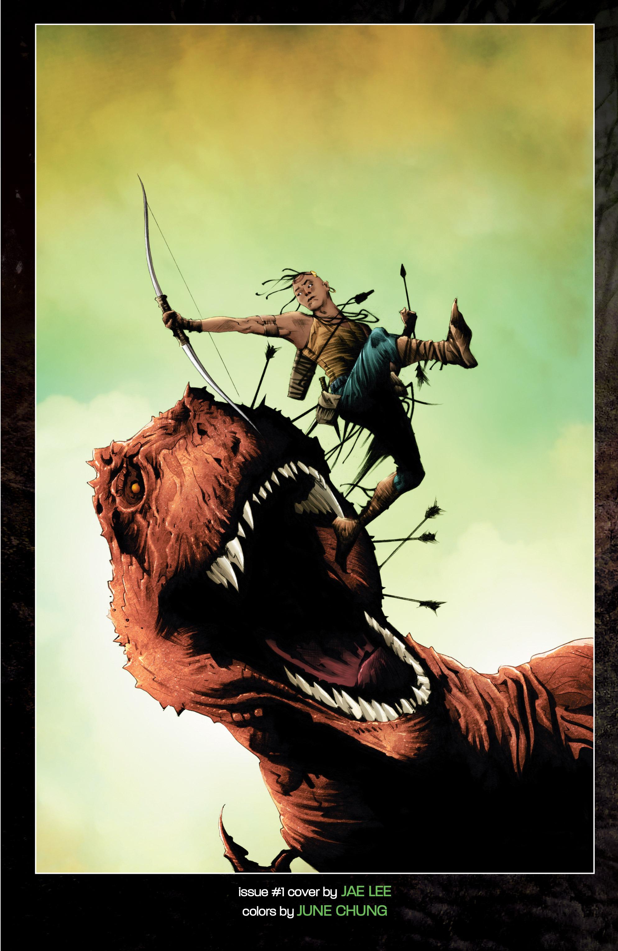 Read online Turok: Dinosaur Hunter (2014) comic -  Issue # _TPB 1 - 117