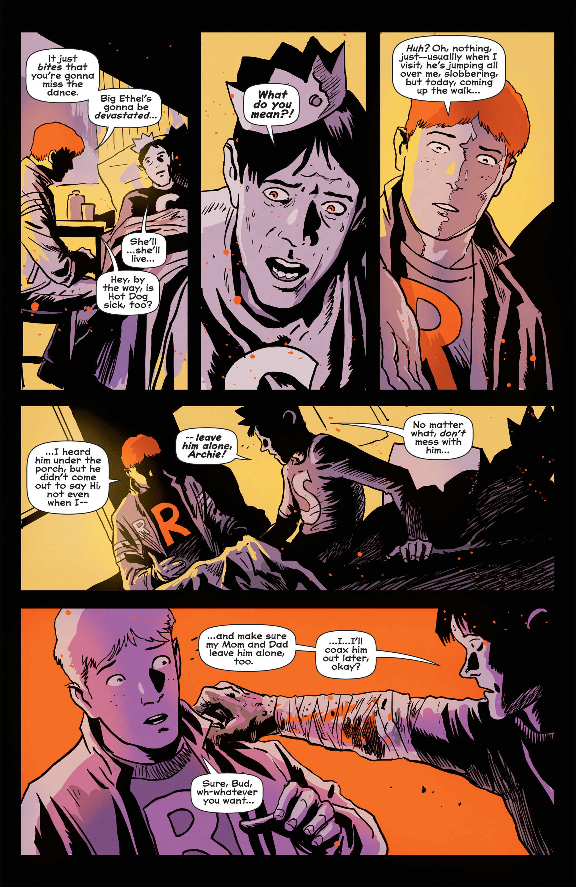 Read online Afterlife with Archie comic -  Issue #1 - 18