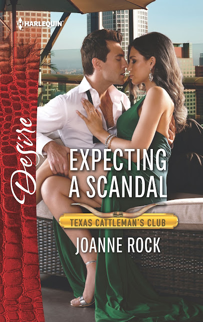 Expecting a Scandal by Joanne Rock cover