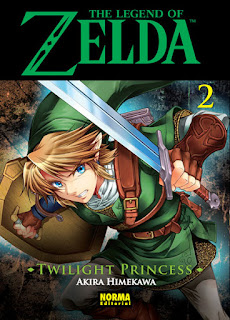 THE LEGEND OF ZELDA. Twilight Princess 2
