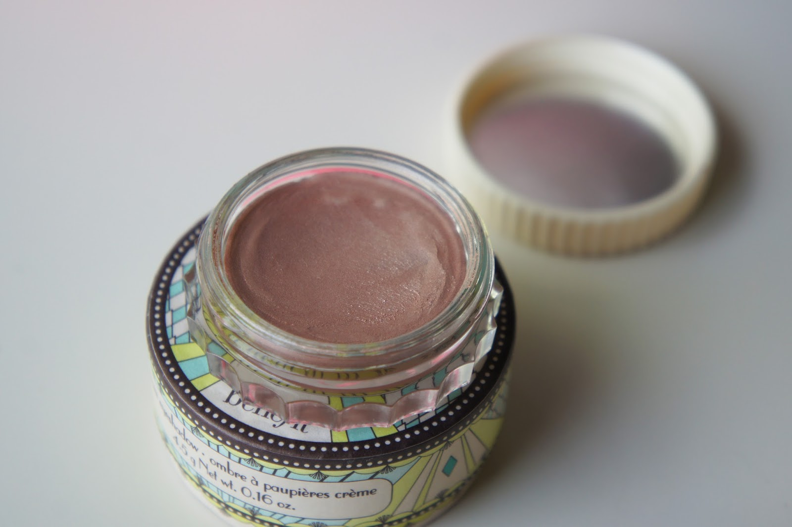 long, lasting, Review, cream, eyeshadow, benefit
