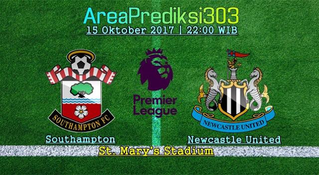 Prediksi Skor Southampton vs Newcastle 15 Oktober 2017