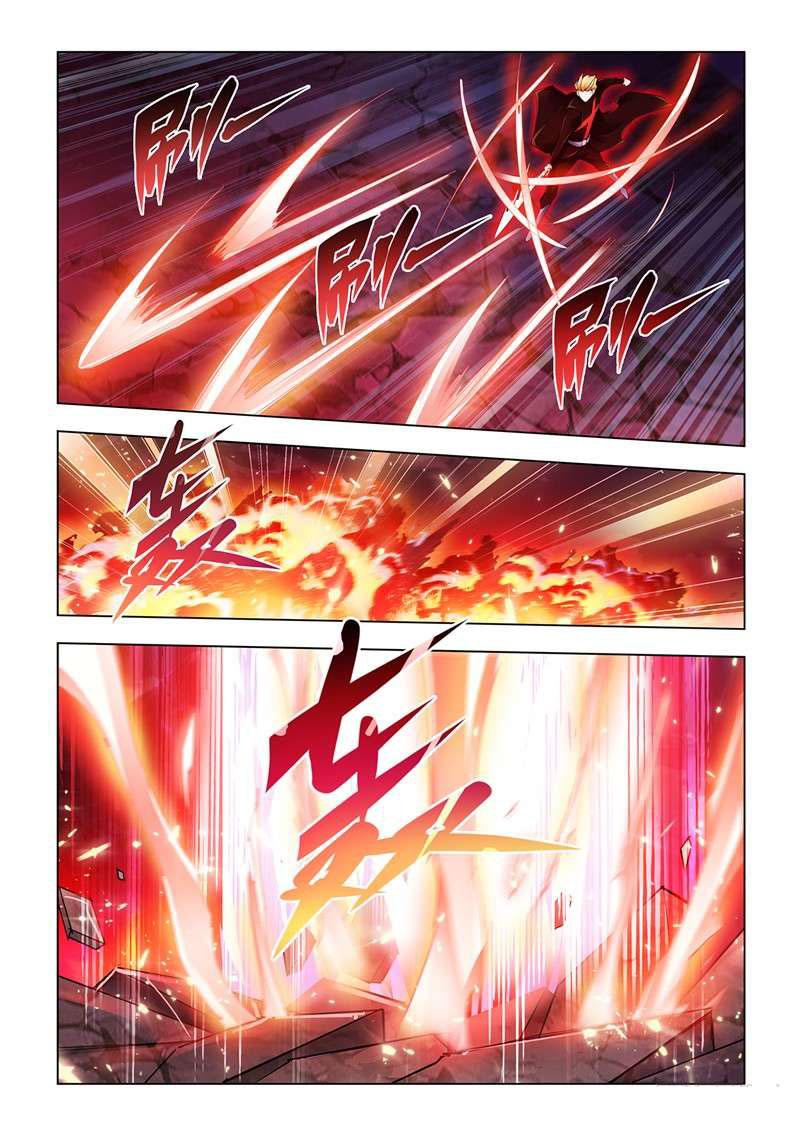 Đấu Chiến Cuồng Triều - Chap 107