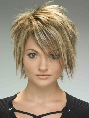 Latest Hair Styles 2012 Latest Punk Haircuts For Girls 2012