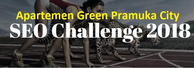 SEO Challenge 2018 Green Pramuka City