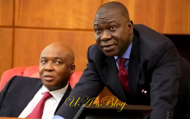 APC vs PDP: Pro-Buhari lawmakers issue deadline to Saraki, Dogara