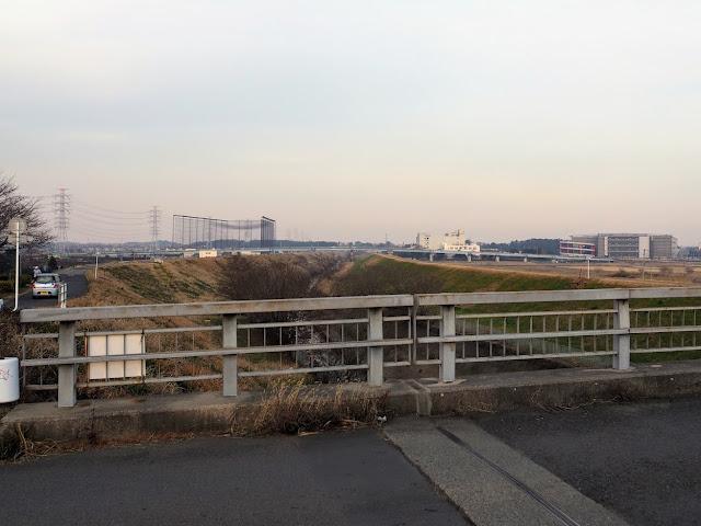 江戸川 利根運河