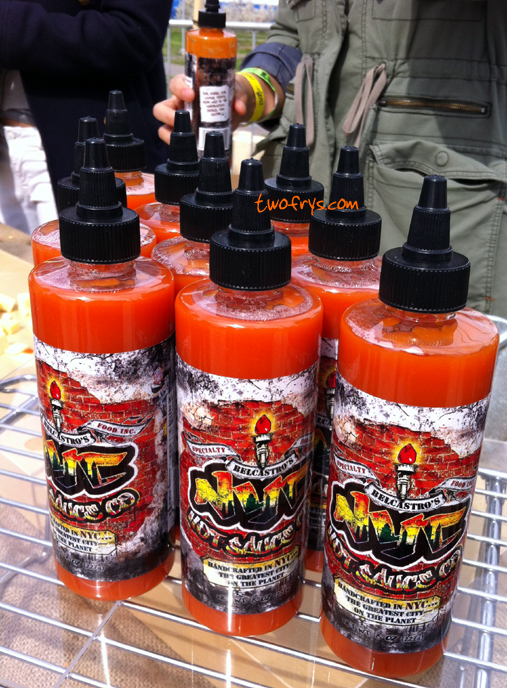 Two Frys: New York City Hot Sauce Expo 3 Of 5