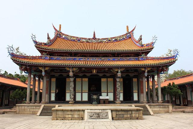 Taoísta chino y el viaje a la próxima vida