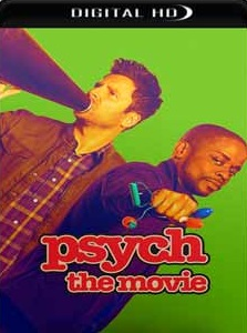 Psych – The Movie 2017 Torrent Download – WEB-DL 720p e 1080p Legendado