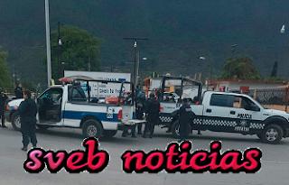 La tarde de este Jueves arrojan 3 cuerpos en centro de Maltrata Veracruz