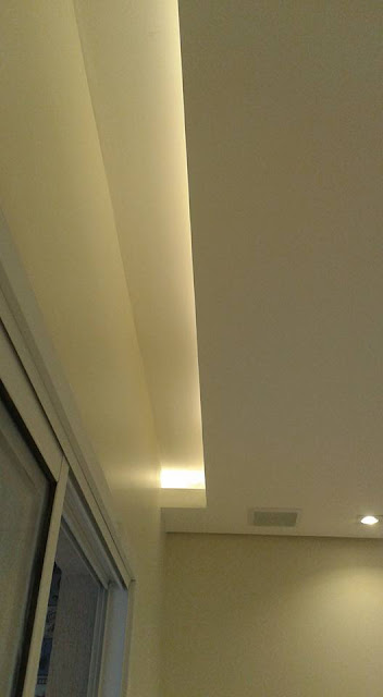 Drywall - gesso - sancas - cortineiros - molduras