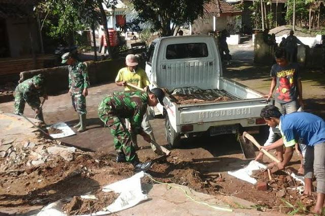 Final Dari Solusi Air Bersih Di Lokasi Sumur Ambles Kediri