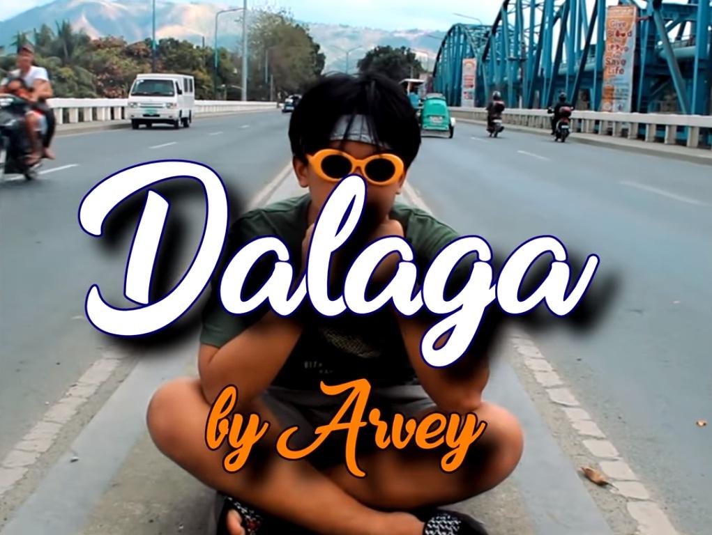 Arvey - Dalaga (Music Video) | Original Pinoy Lyrics