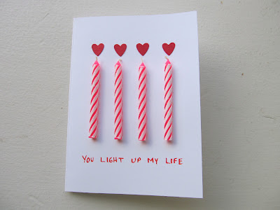 Homemade Valentine Card