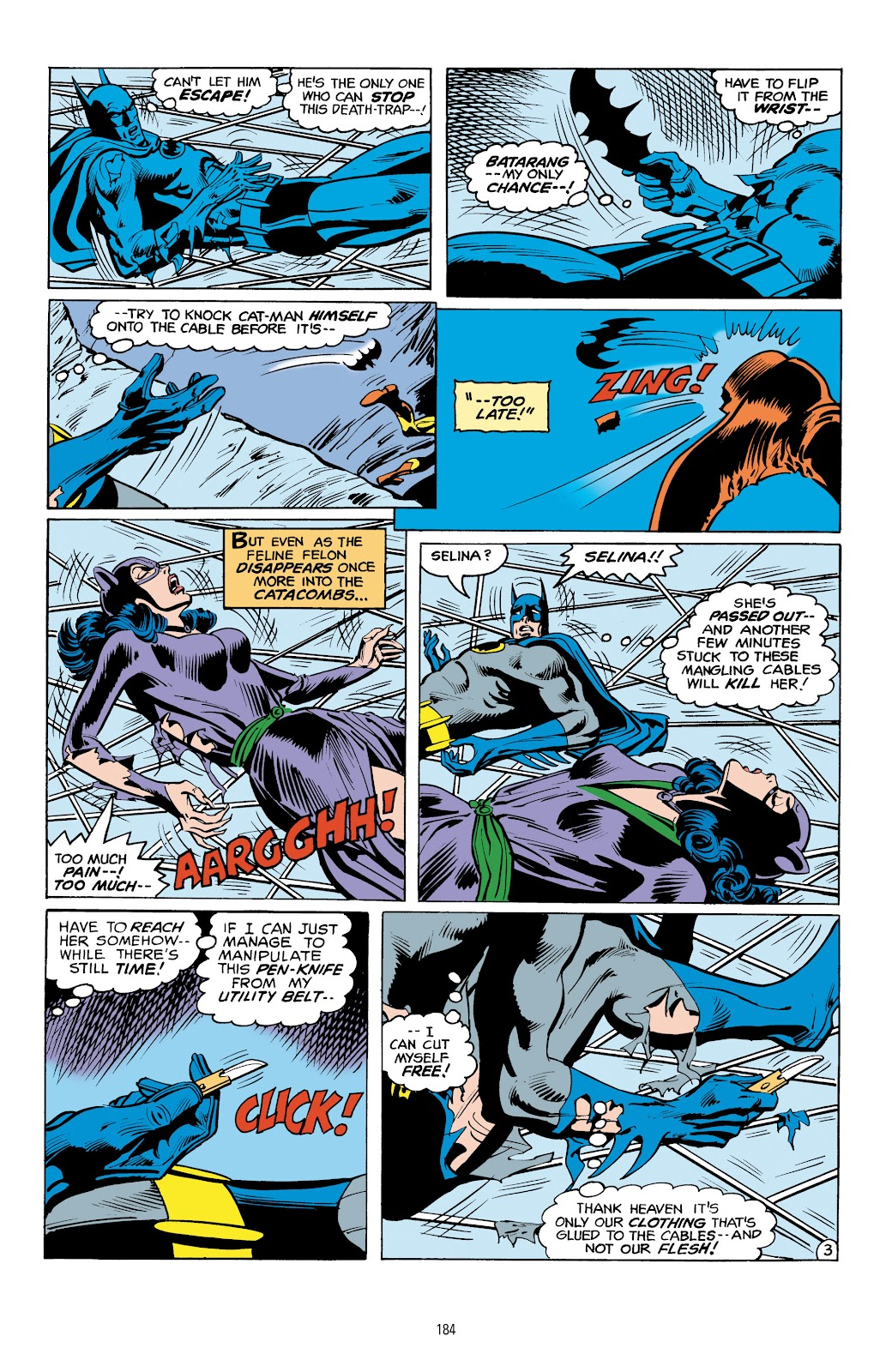 Read online Catwoman: A Celebration of 75 Years comic -  Issue # TPB (Part 2) - 85