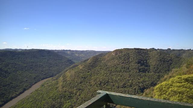 Bela vista do Rio das Antas, Serra Gaúcha