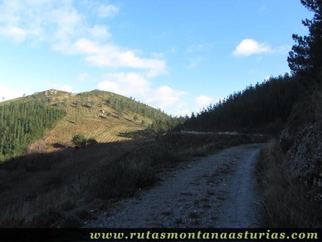 Camino al Gorfolí
