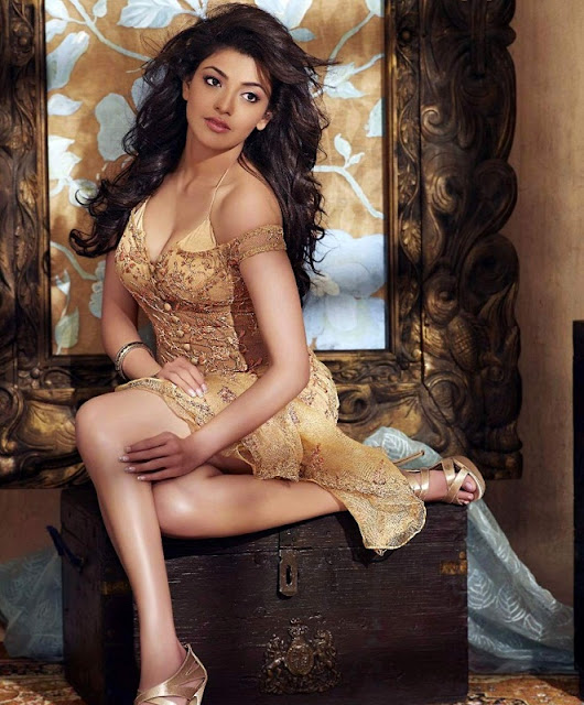 Kajal Agarwal Photoshoot HD Image