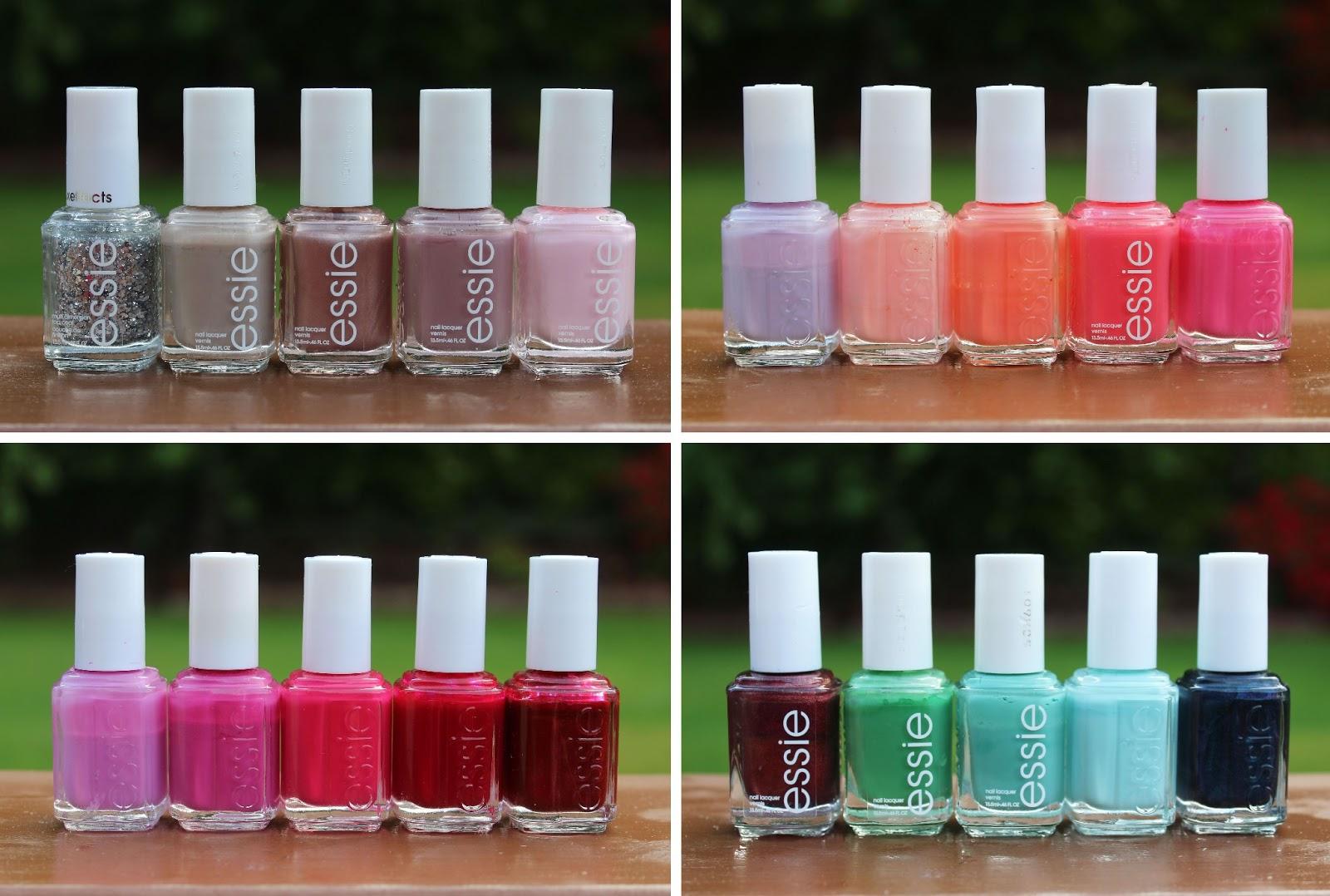 Viva La Fashion I Beauty + Life Style Blog: My Essie Nail ...