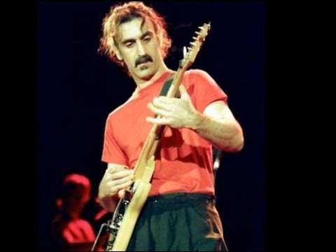 Frank Zappa - Watermelon In Easter Hay - 1988