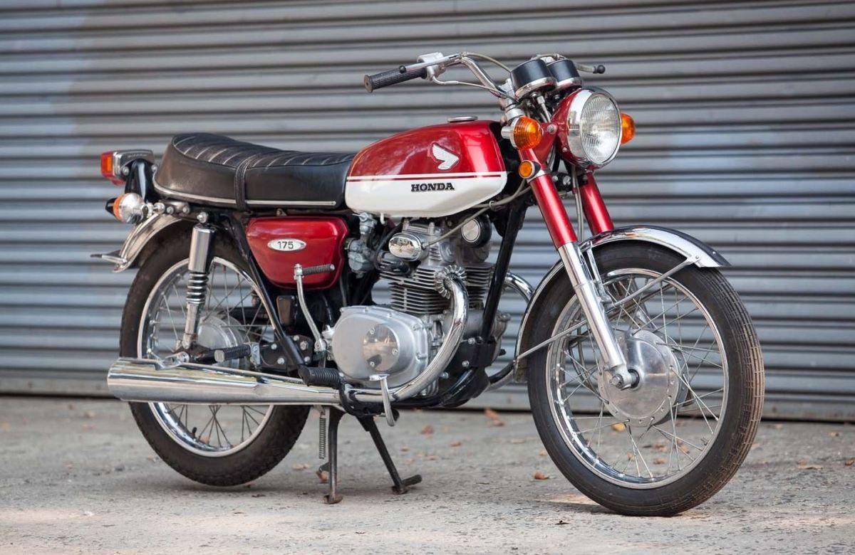 Honda CB175 Spesifikasi dan Sejarah