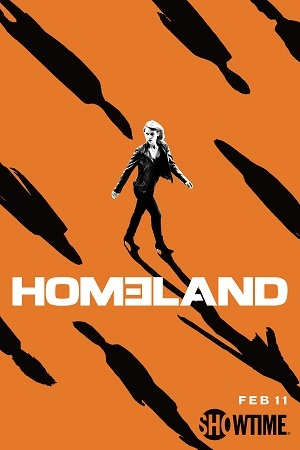 Homeland - 7ª Temporada Legendada Séries Torrent Download capa