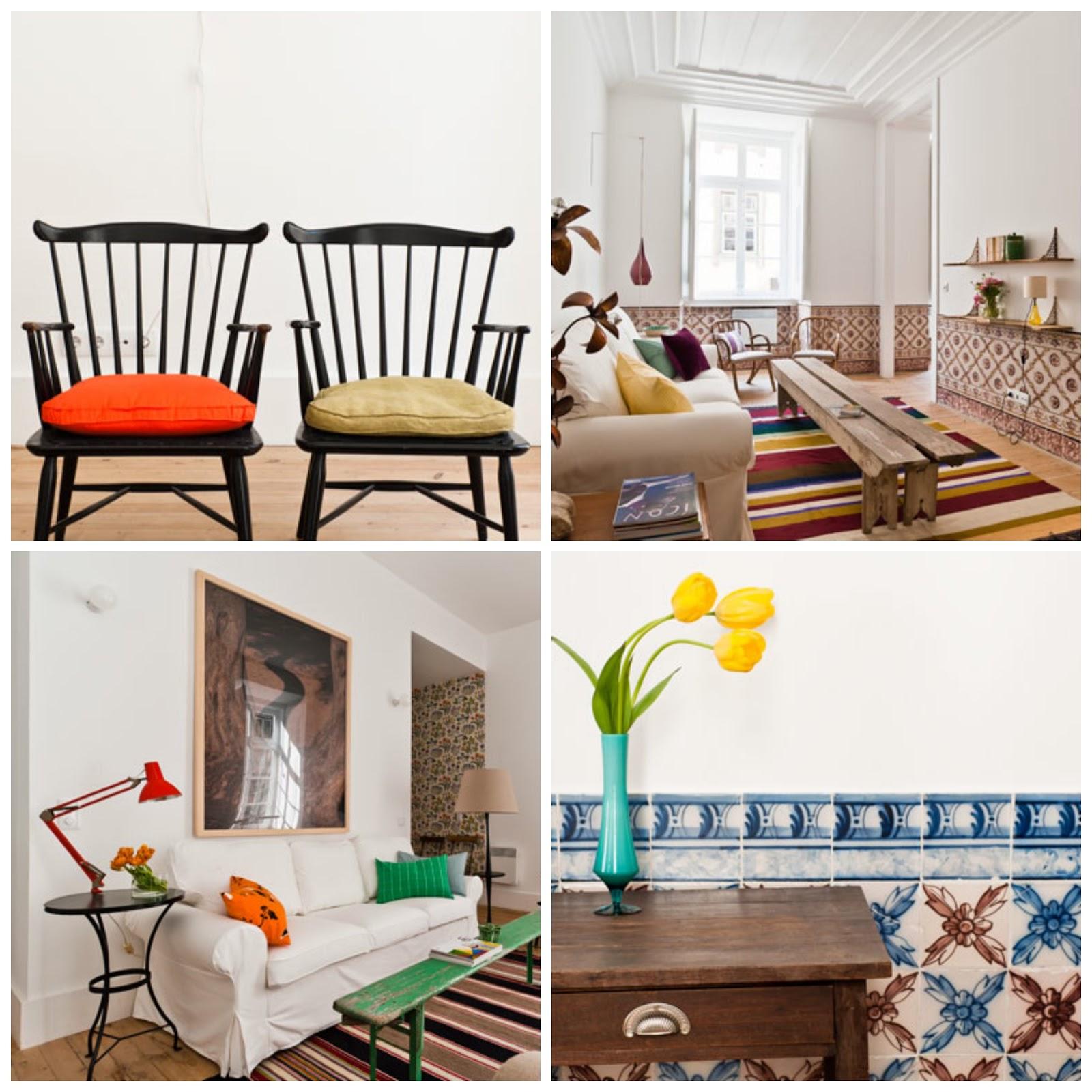 Inspiraci n apartamentos de alquiler con mucho estilo for Decorar casa alquiler