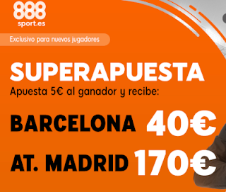 888sport superapuesta liga Barcelona vs Atletico 6 abril 2019