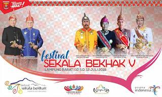 Festival Sekala Bekhak V