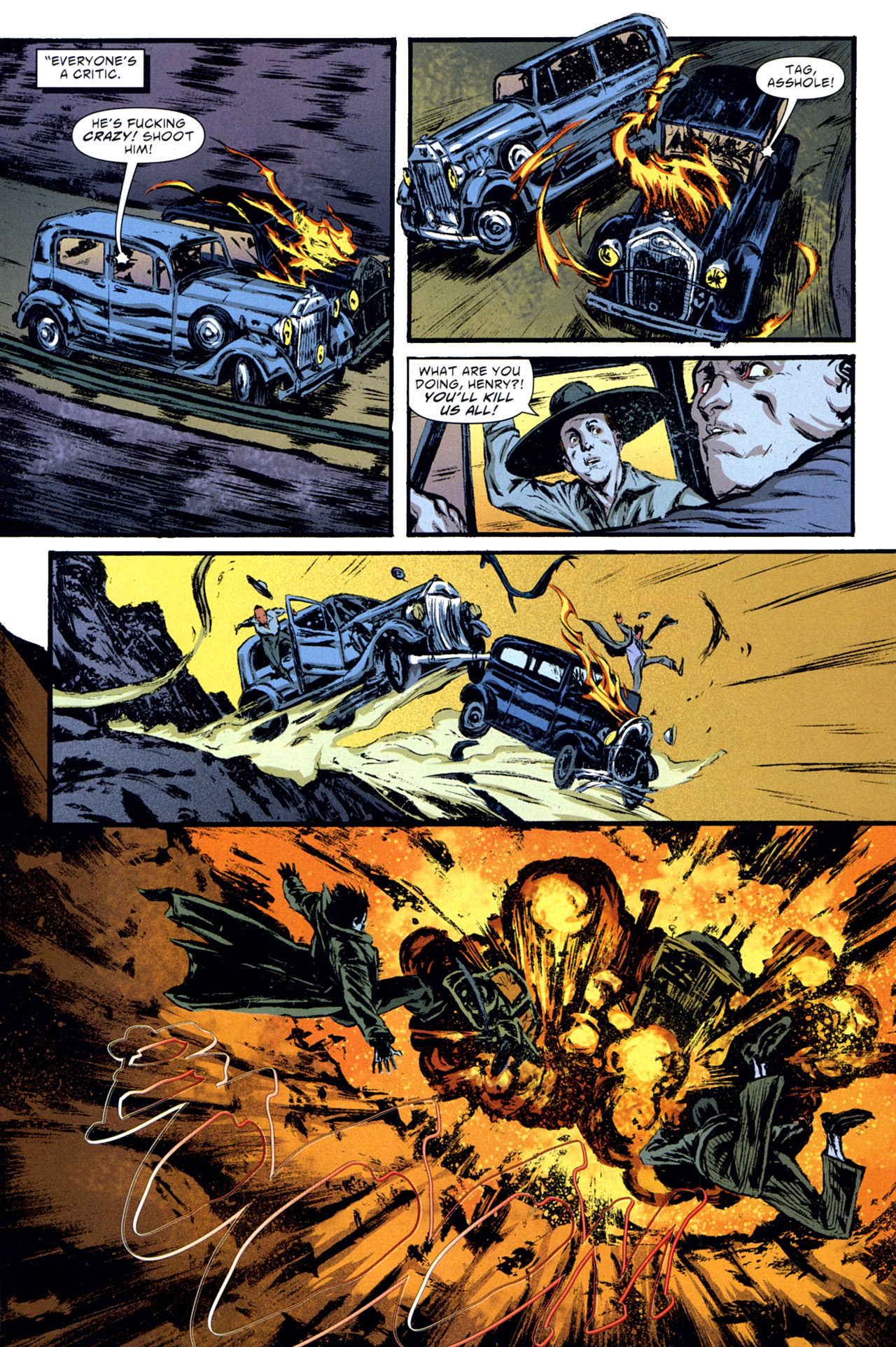 American Vampire issue 11 - Page 11