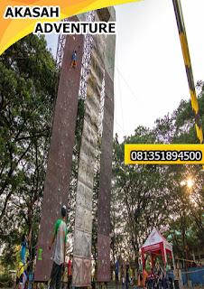 Pandeglang Biaya Jasa Pembuatan Wall Climbing Papan Panjat Tebing Murah