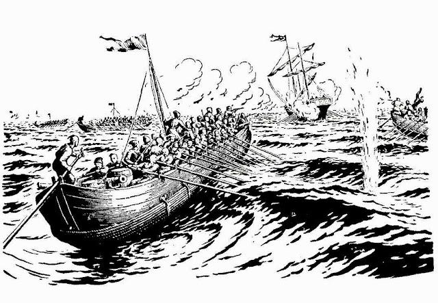 Адыги, История, Кавказ, Кавказская война, Корсары, Пираты, Флибустьеры, Черкесы,