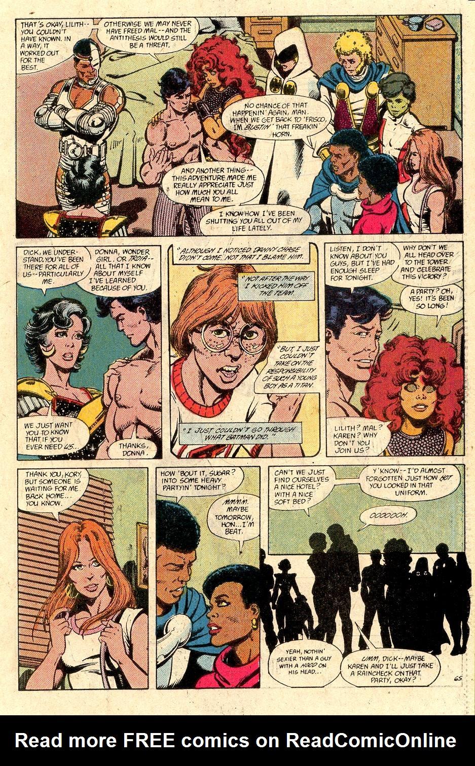 Read online Secret Origins (1986) comic -  Issue # _Annual 3 - 66