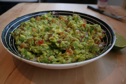 Rocking Guacamole Recipe