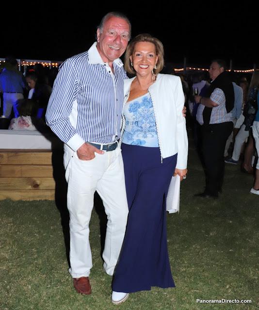 Osvaldo Pirra y Marga Pomi en #PuntaDelEste