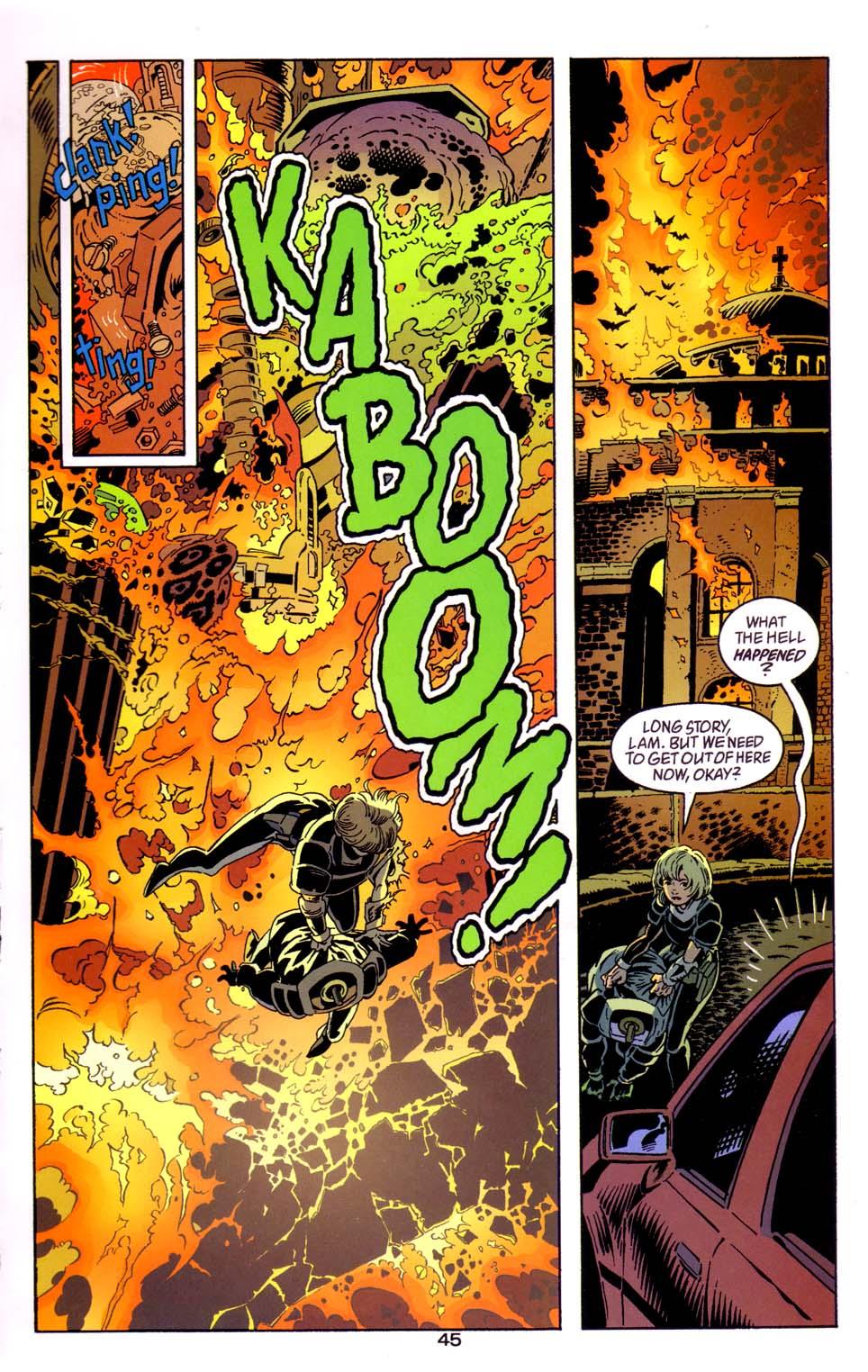 Read online Merv Pumpkinhead, Agent of D.R.E.A.M. comic -  Issue # Full - 45