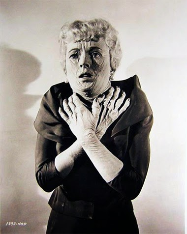 Publicity still - Coleen Gray as the Leech Woman