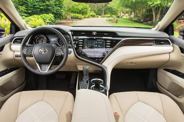 Toyota Camry Hybrid - Euro Spec