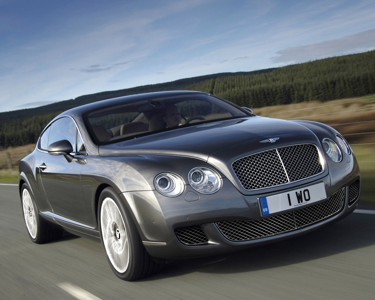 Bentley Continental Gth Car Prices Specification