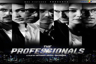 Film The Professionals 2016