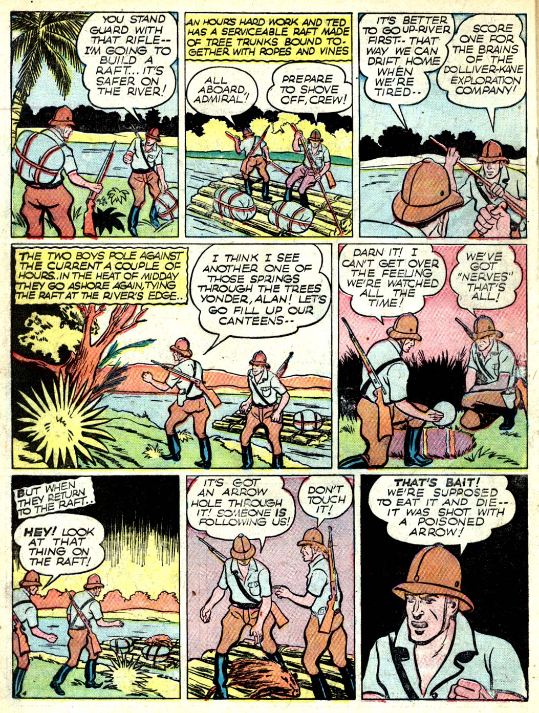 Read online All-American Comics (1939) comic -  Issue #10 - 38